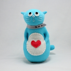 Sewinthemoment Sock Dolls Pascal