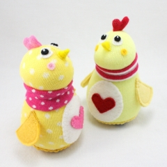 Sewinthemoment Sock Dolls Chicks