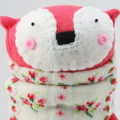 Sewinthemoment Sock Dolls Fox