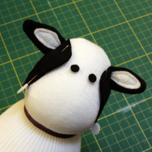 Designing my first Cow